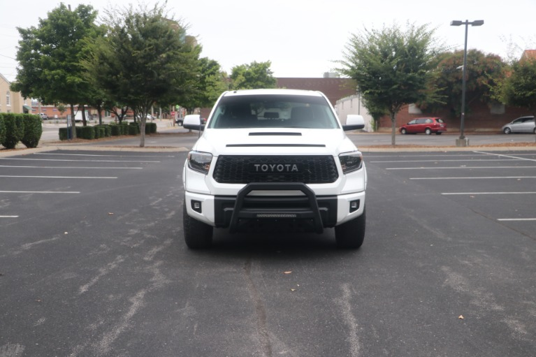 Used 2019 Toyota Tundra TRD PRO CREWMAX CAB 4WD W/NAV for sale $58,950 at Auto Collection in Murfreesboro TN 37130 5
