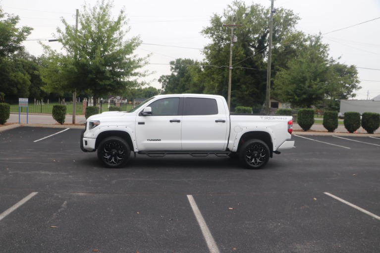 Used 2019 Toyota Tundra TRD PRO CREWMAX CAB 4WD W/NAV for sale $58,950 at Auto Collection in Murfreesboro TN 37130 7