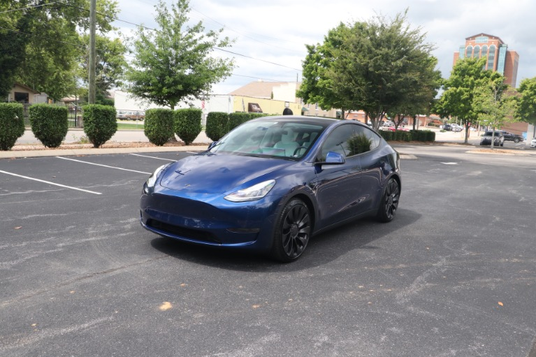 Used 2020 Tesla Model Y Performance AWD W/AUTOPILOT for sale $68,450 at Auto Collection in Murfreesboro TN 37130 2