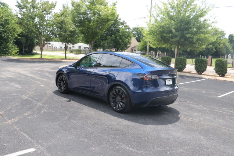 Used 2020 Tesla Model Y Performance AWD W/AUTOPILOT for sale $68,450 at Auto Collection in Murfreesboro TN 37130 4