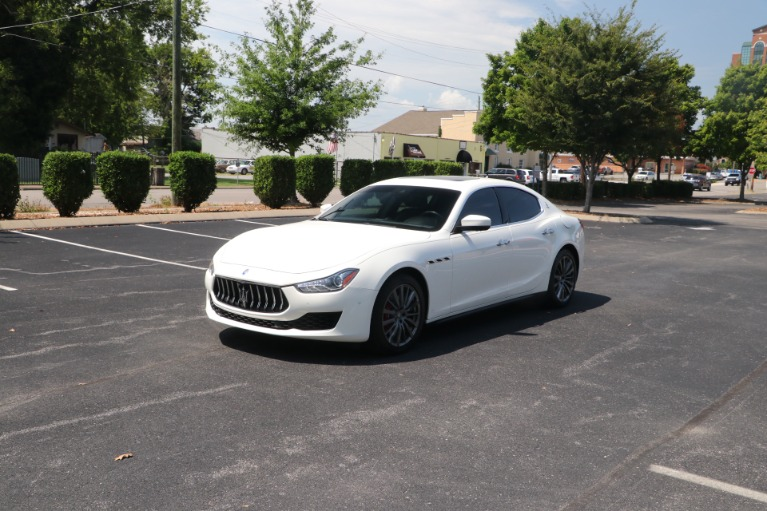 Used 2018 Maserati Ghibli RWD W/DRIVER ASSISTANCE PACKAGE for sale $38,500 at Auto Collection in Murfreesboro TN 37130 2