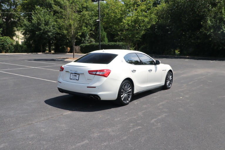 Used 2018 Maserati Ghibli RWD W/DRIVER ASSISTANCE PACKAGE for sale $38,500 at Auto Collection in Murfreesboro TN 37130 3