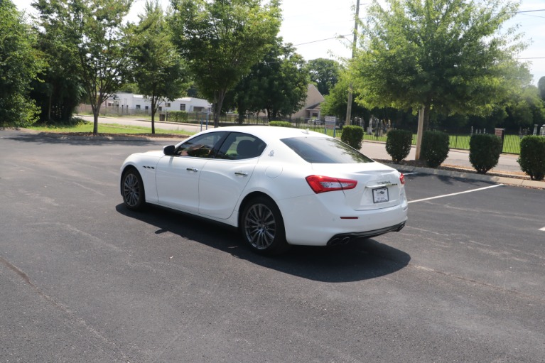 Used 2018 Maserati Ghibli RWD W/DRIVER ASSISTANCE PACKAGE for sale $38,500 at Auto Collection in Murfreesboro TN 37130 4