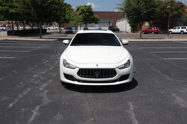 Used 2018 Maserati Ghibli RWD W/DRIVER ASSISTANCE PACKAGE for sale $38,500 at Auto Collection in Murfreesboro TN 37130 5