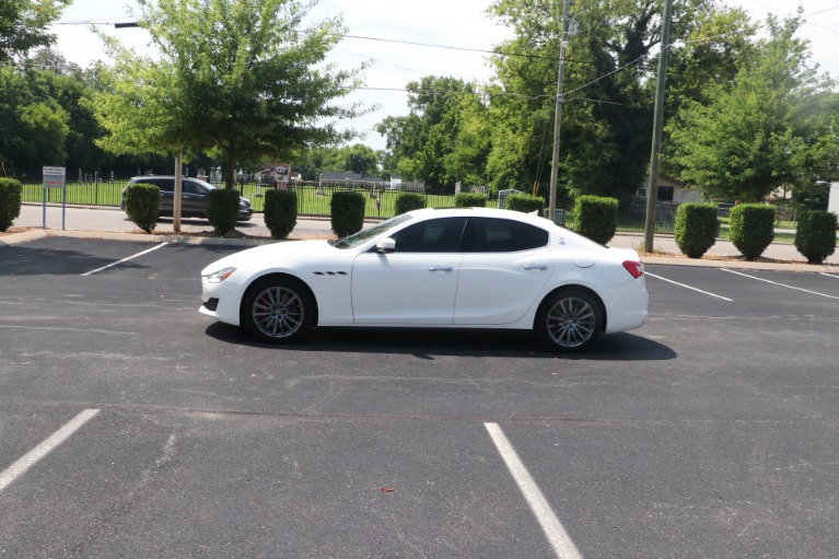 Used 2018 Maserati Ghibli RWD W/DRIVER ASSISTANCE PACKAGE for sale $38,500 at Auto Collection in Murfreesboro TN 37130 7