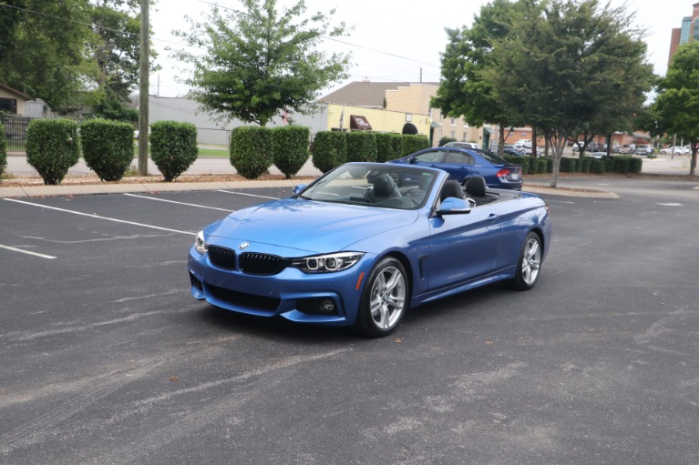 Used 2020 BMW 440I CONVERTIBLE M SPORT W/NAV for sale $59,500 at Auto Collection in Murfreesboro TN 37130 2