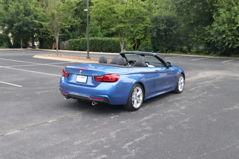 Used 2020 BMW 440I CONVERTIBLE M SPORT W/NAV for sale $59,500 at Auto Collection in Murfreesboro TN 37130 3