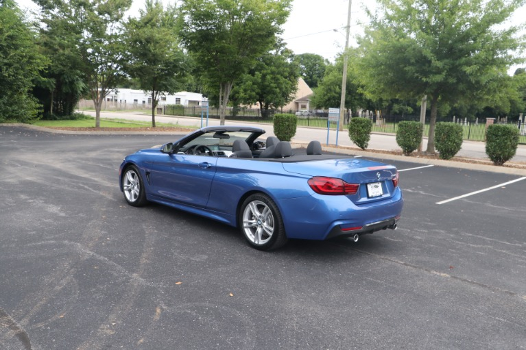 Used 2020 BMW 440I CONVERTIBLE M SPORT W/NAV for sale $59,500 at Auto Collection in Murfreesboro TN 37130 4