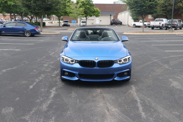 Used 2020 BMW 440I CONVERTIBLE M SPORT W/NAV for sale $59,500 at Auto Collection in Murfreesboro TN 37130 5
