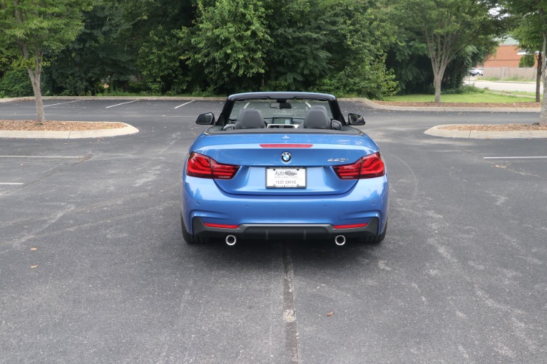 Used 2020 BMW 440I CONVERTIBLE M SPORT W/NAV for sale $59,500 at Auto Collection in Murfreesboro TN 37130 6