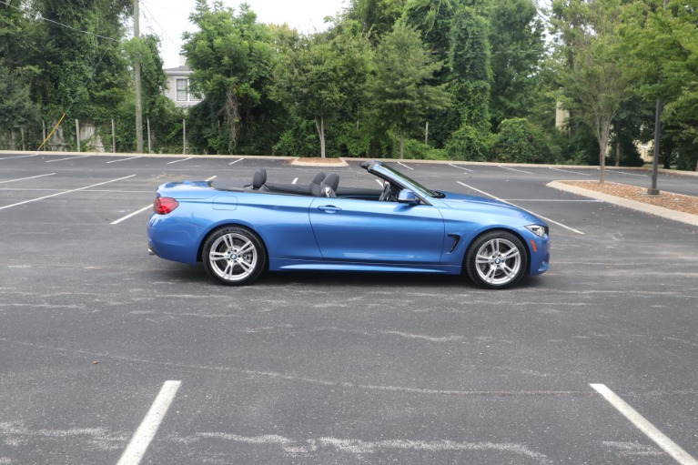 Used 2020 BMW 440I CONVERTIBLE M SPORT W/NAV for sale $59,500 at Auto Collection in Murfreesboro TN 37130 8