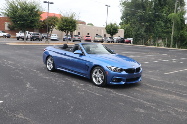 Used Used 2020 BMW 440I CONVERTIBLE M SPORT W/NAV for sale $59,500 at Auto Collection in Murfreesboro TN