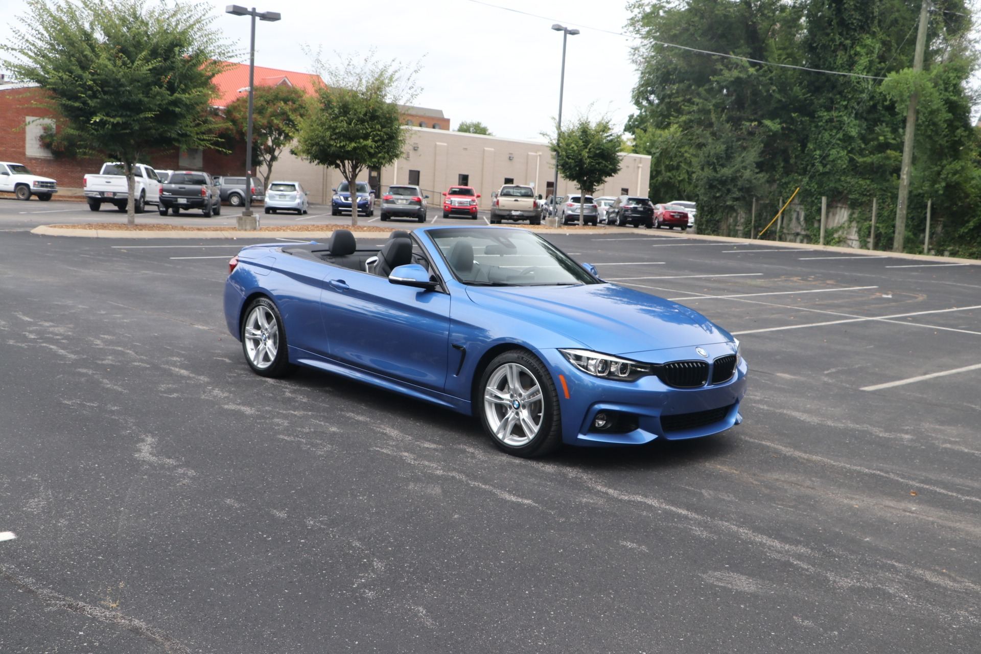 Used 2020 BMW 440I CONVERTIBLE M SPORT W/NAV for sale $59,500 at Auto Collection in Murfreesboro TN 37130 1