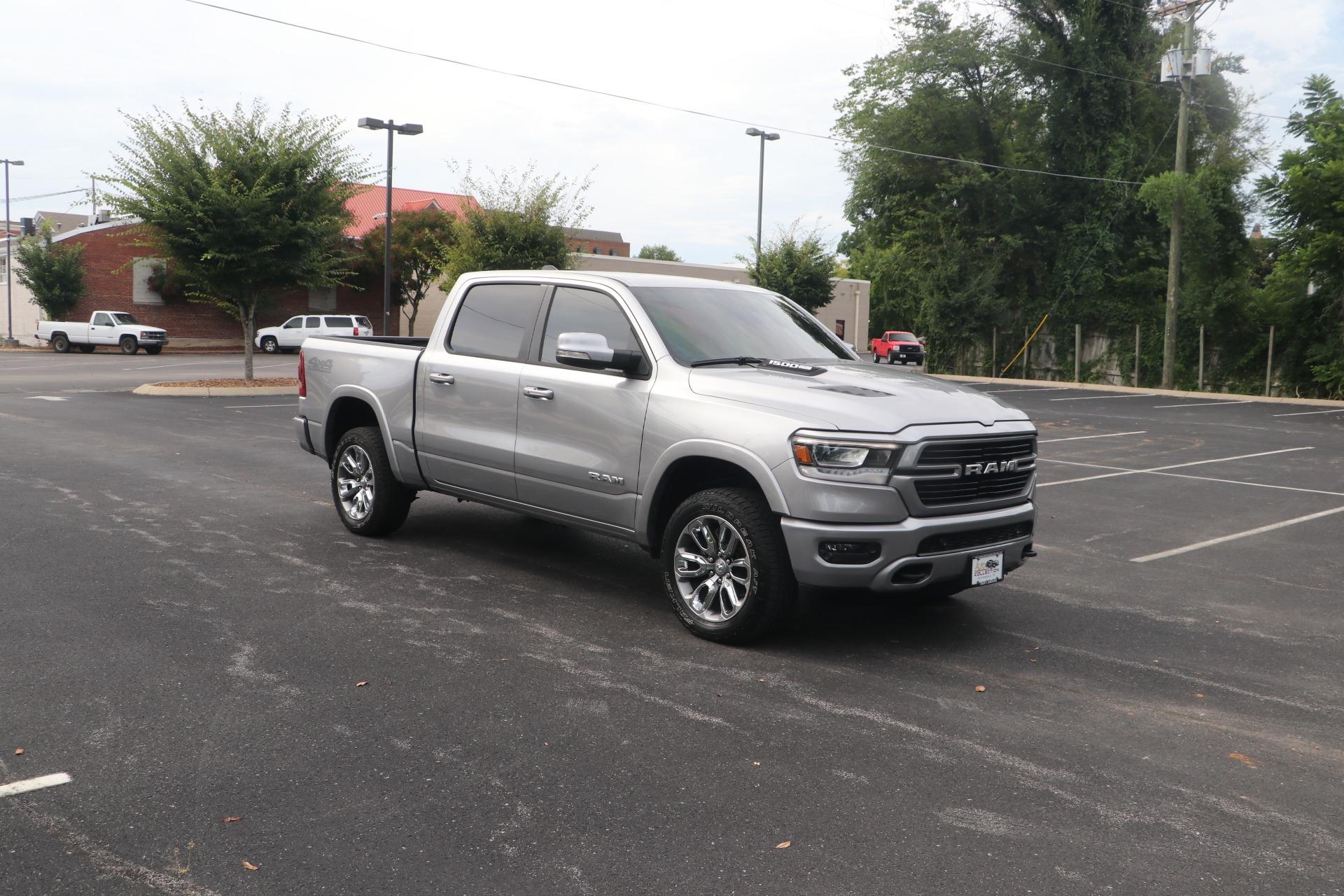 Used 2020 Ram Ram Pickup 1500 Laramie CREW CAB 4X4 W/SPT APP PKG for sale $53,950 at Auto Collection in Murfreesboro TN 37130 1