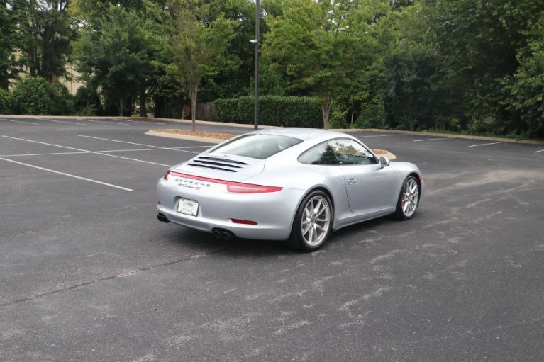 Used 2014 Porsche 911 CARRERA 4S PREMIUM PLUS SPORT CHRONO W/NAV for sale $94,500 at Auto Collection in Murfreesboro TN 37130 3