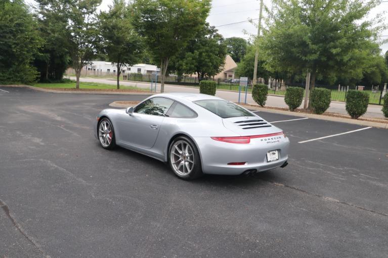 Used 2014 Porsche 911 CARRERA 4S PREMIUM PLUS SPORT CHRONO W/NAV for sale $94,500 at Auto Collection in Murfreesboro TN 37130 4