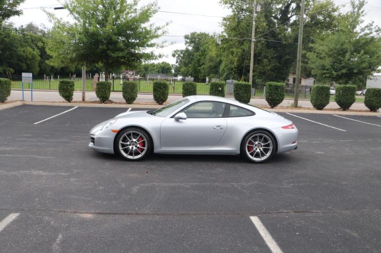 Used 2014 Porsche 911 CARRERA 4S PREMIUM PLUS SPORT CHRONO W/NAV for sale $94,500 at Auto Collection in Murfreesboro TN 37130 7