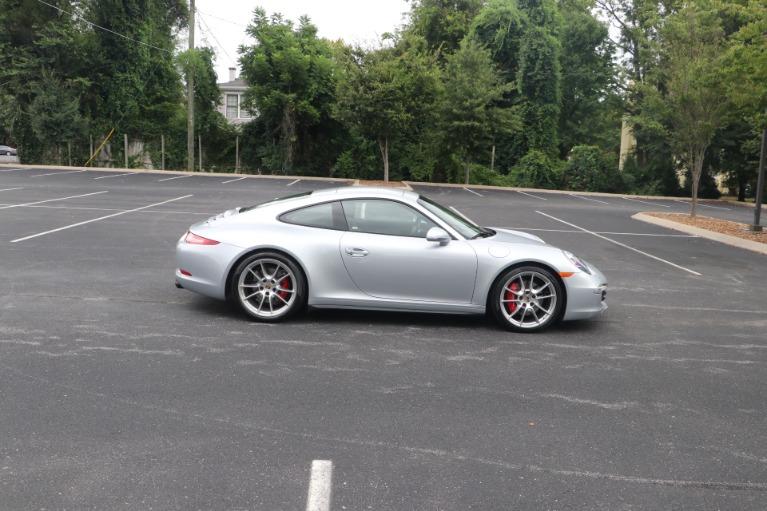 Used 2014 Porsche 911 CARRERA 4S PREMIUM PLUS SPORT CHRONO W/NAV for sale $94,500 at Auto Collection in Murfreesboro TN 37130 8