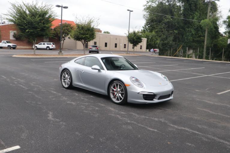 Used Used 2014 Porsche 911 CARRERA 4S PREMIUM PLUS SPORT CHRONO W/NAV for sale $94,500 at Auto Collection in Murfreesboro TN