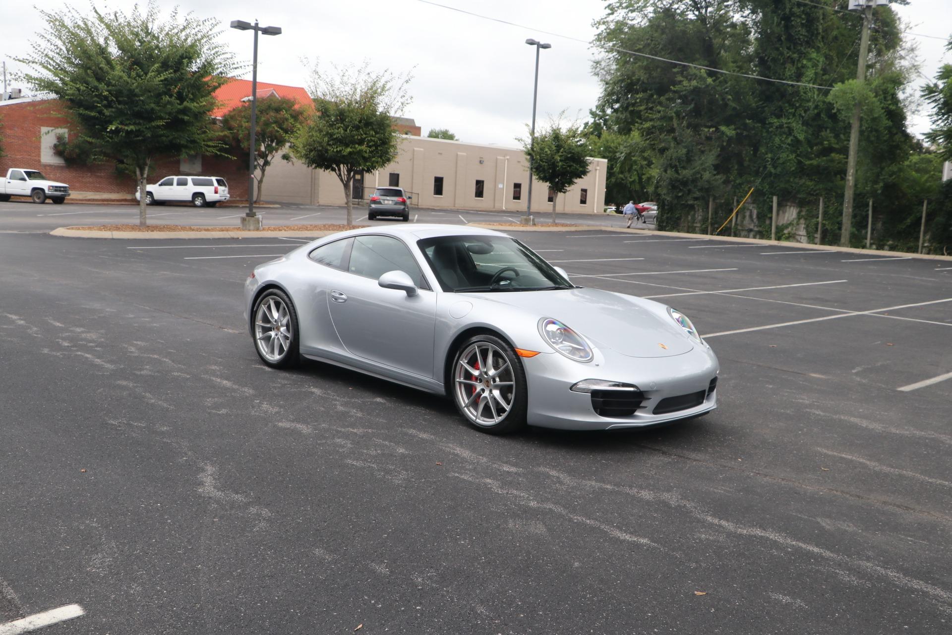 Used 2014 Porsche 911 CARRERA 4S PREMIUM PLUS SPORT CHRONO W/NAV for sale $94,500 at Auto Collection in Murfreesboro TN 37130 1