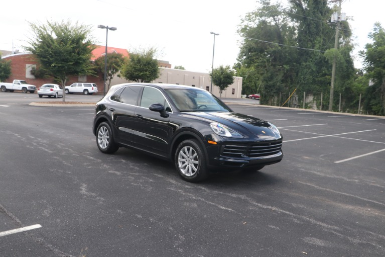Used Used 2019 Porsche Cayenne AWD W/PREMIUM PACKAGE for sale $72,400 at Auto Collection in Murfreesboro TN