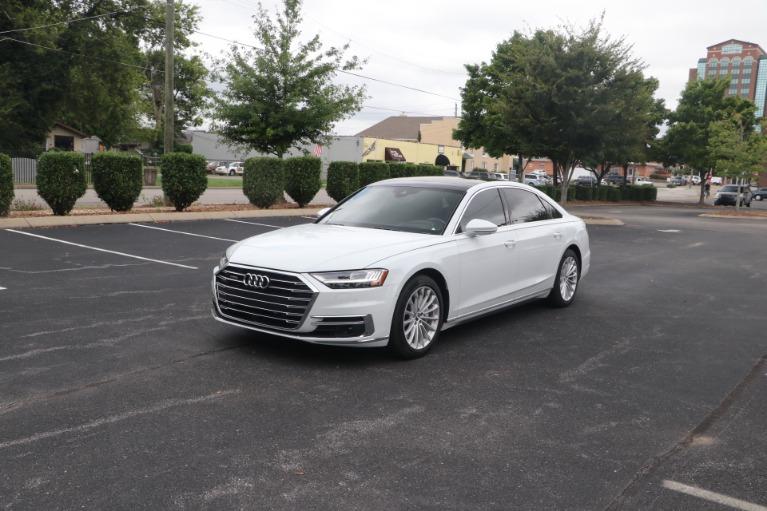 Used 2019 Audi A8 L 3.0T quattro LUXURY W/EXECUTIVE PKG for sale $67,140 at Auto Collection in Murfreesboro TN 37130 2
