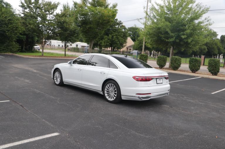 Used 2019 Audi A8 L 3.0T quattro LUXURY W/EXECUTIVE PKG for sale $67,140 at Auto Collection in Murfreesboro TN 37130 4