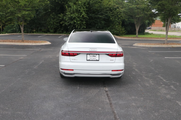 Used 2019 Audi A8 L 3.0T quattro LUXURY W/EXECUTIVE PKG for sale $67,140 at Auto Collection in Murfreesboro TN 37130 6