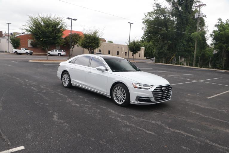 Used Used 2019 Audi A8 L 3.0T quattro LUXURY W/EXECUTIVE PKG for sale $67,140 at Auto Collection in Murfreesboro TN