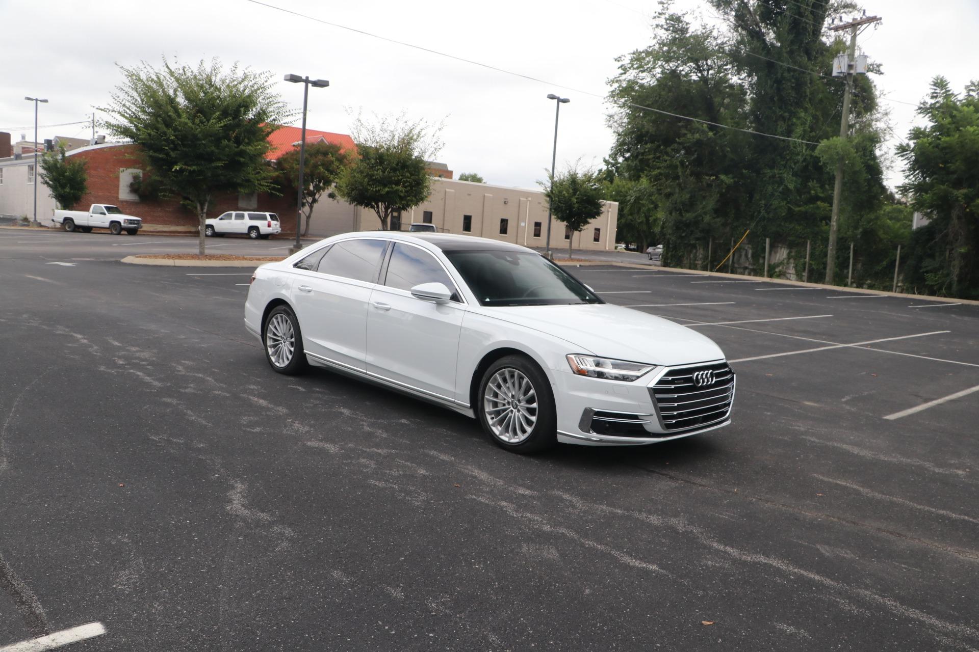 Used 2019 Audi A8 L 3.0T quattro LUXURY W/EXECUTIVE PKG for sale $67,140 at Auto Collection in Murfreesboro TN 37130 1