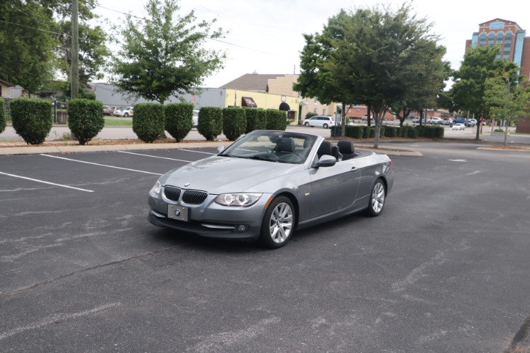 Used 2012 BMW 328i Convertible SULEV W/NAV for sale $18,950 at Auto Collection in Murfreesboro TN 37130 2