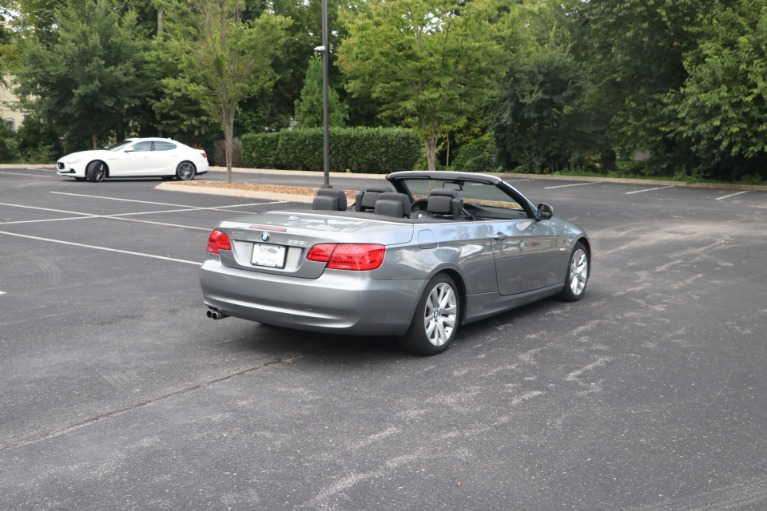 Used 2012 BMW 328i Convertible SULEV W/NAV for sale $18,950 at Auto Collection in Murfreesboro TN 37130 3