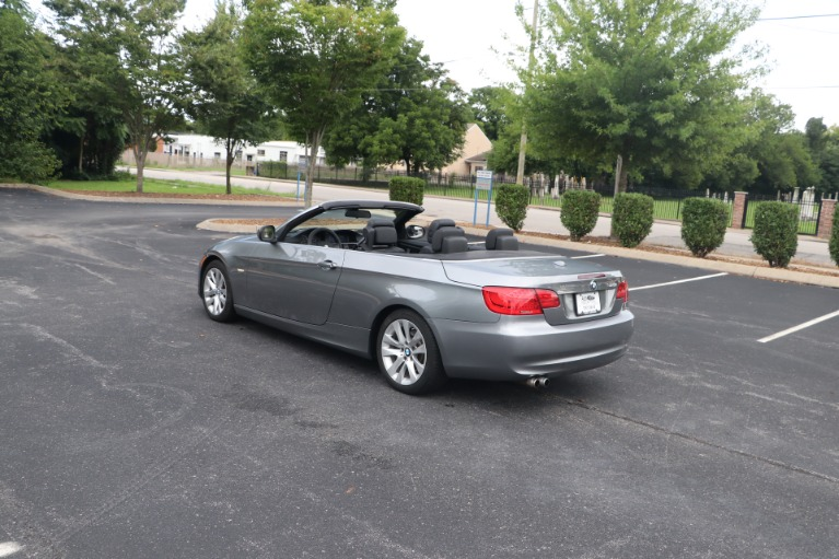 Used 2012 BMW 328i Convertible SULEV W/NAV for sale $18,950 at Auto Collection in Murfreesboro TN 37130 4