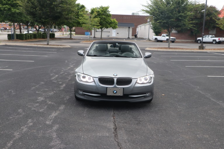 Used 2012 BMW 328i Convertible SULEV W/NAV for sale $18,950 at Auto Collection in Murfreesboro TN 37130 5