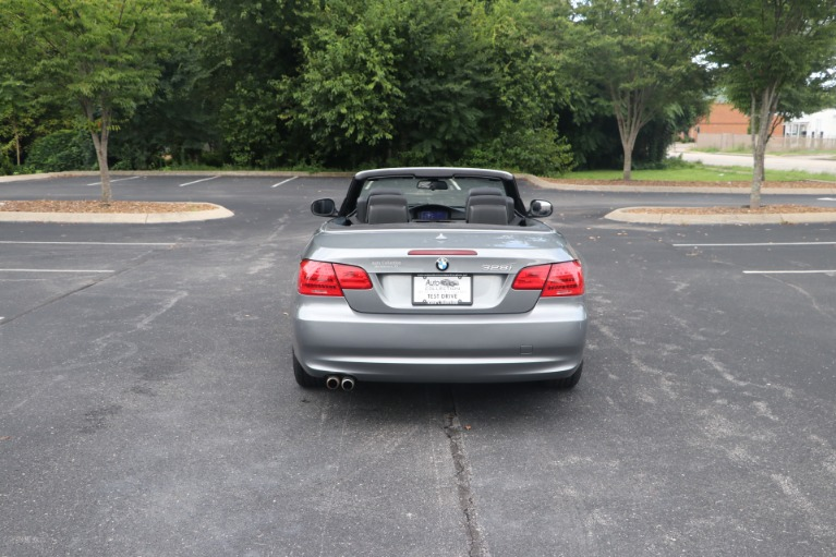 Used 2012 BMW 328i Convertible SULEV W/NAV for sale $18,950 at Auto Collection in Murfreesboro TN 37130 6