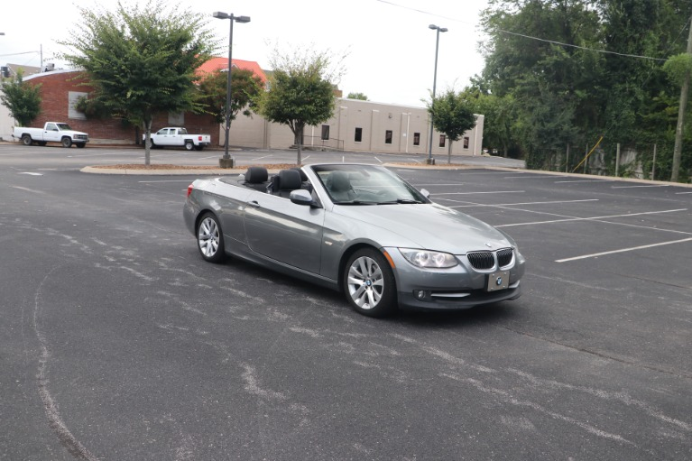 Used 2012 BMW 328i Convertible SULEV W/NAV for sale $18,950 at Auto Collection in Murfreesboro TN 37130 1