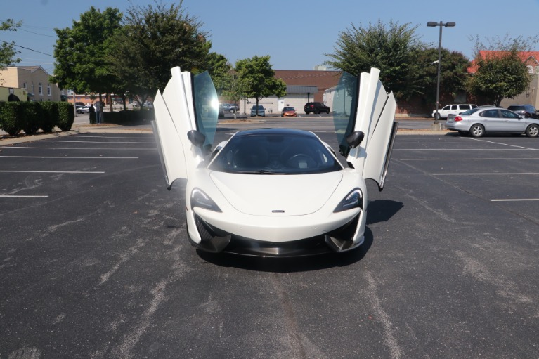 Used 2017 McLaren 570GT COUPE RWD W/CARBON FIBRE PACK 2 for sale $164,950 at Auto Collection in Murfreesboro TN 37130 5