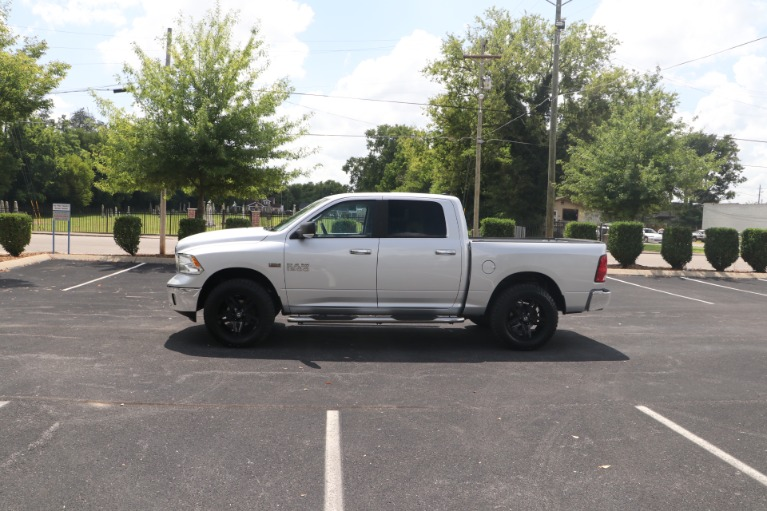 Used 2018 Ram 1500 Big Horn CREW CAB 4X4 W/NAV for sale $39,950 at Auto Collection in Murfreesboro TN 37130 7