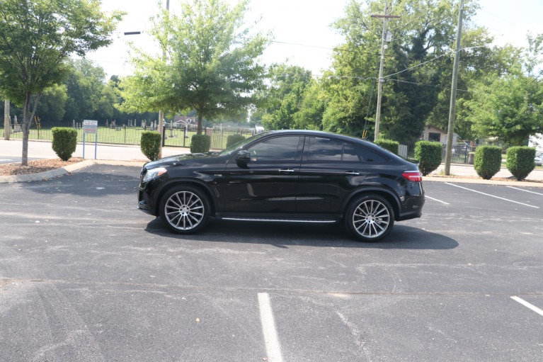 Used 2019 Mercedes-Benz GLE 43 AMG 4MATIC Coupe W/Premium 3 PKG for sale $73,950 at Auto Collection in Murfreesboro TN 37130 7