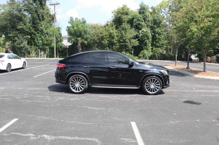 Used 2019 Mercedes-Benz GLE 43 AMG 4MATIC Coupe W/Premium 3 PKG for sale $73,950 at Auto Collection in Murfreesboro TN 37130 8