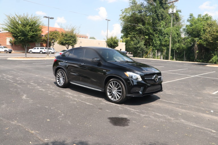 Used 2019 Mercedes-Benz GLE 43 AMG 4MATIC Coupe W/Premium 3 PKG for sale $73,950 at Auto Collection in Murfreesboro TN 37130 1
