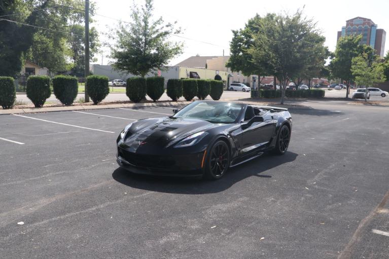 Used 2019 Chevrolet Corvette Grand Sport CONVERTIBLE W/2LT for sale $77,500 at Auto Collection in Murfreesboro TN 37130 2