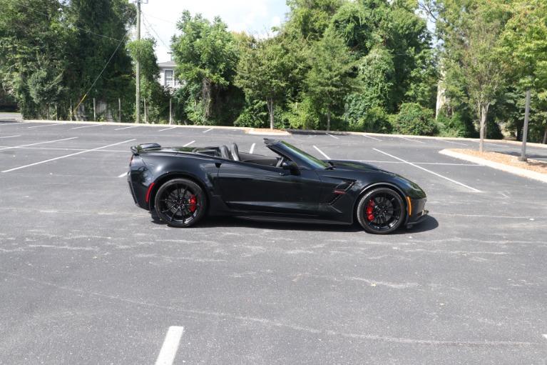 Used 2019 Chevrolet Corvette Grand Sport CONVERTIBLE W/2LT for sale $77,500 at Auto Collection in Murfreesboro TN 37130 8