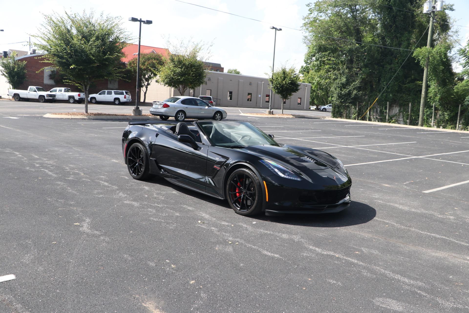 Used 2019 Chevrolet Corvette Grand Sport CONVERTIBLE W/2LT for sale $77,500 at Auto Collection in Murfreesboro TN 37130 1