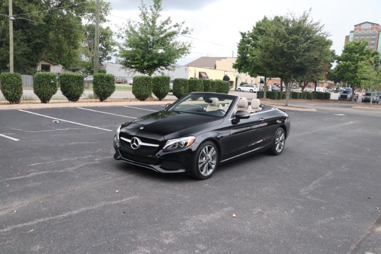 Used 2018 Mercedes-Benz C 300 CABRIOLET 4MATIC W/PREMIUM PKG for sale $47,950 at Auto Collection in Murfreesboro TN 37130 2