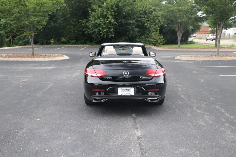 Used 2018 Mercedes-Benz C 300 CABRIOLET 4MATIC W/PREMIUM PKG for sale $47,950 at Auto Collection in Murfreesboro TN 37130 6