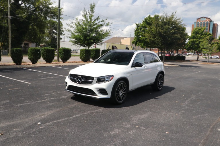 Used 2017 Mercedes-Benz GLC 43 AMG 4MATIC W/PREMIUM PACKAGE for sale $45,500 at Auto Collection in Murfreesboro TN 37130 2