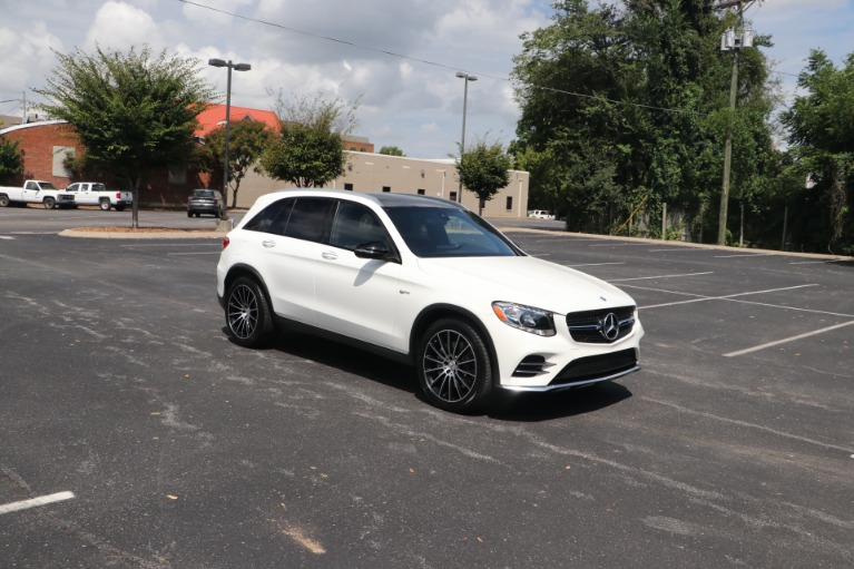 Used 2017 Mercedes-Benz GLC 43 AMG 4MATIC W/PREMIUM PACKAGE for sale $45,500 at Auto Collection in Murfreesboro TN 37130 1