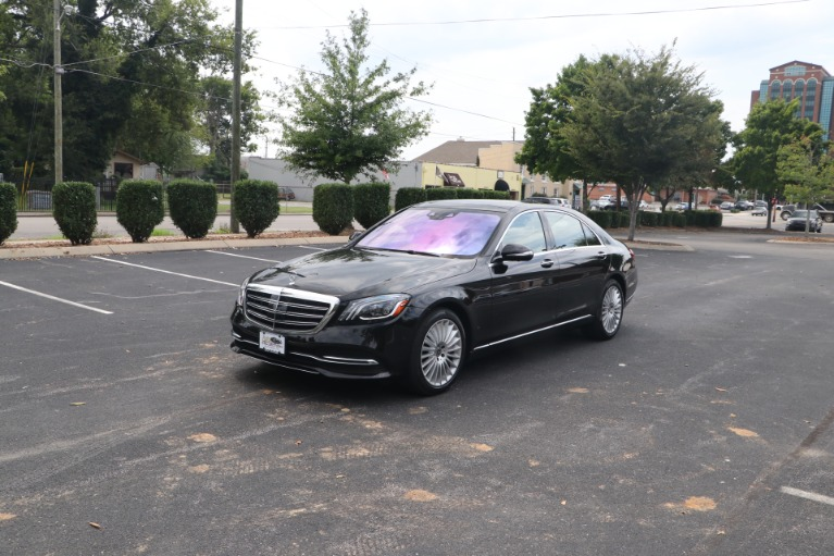 Used 2018 Mercedes-Benz S560 4MATIC W/PREMIUM PACKAGE for sale $69,950 at Auto Collection in Murfreesboro TN 37130 2
