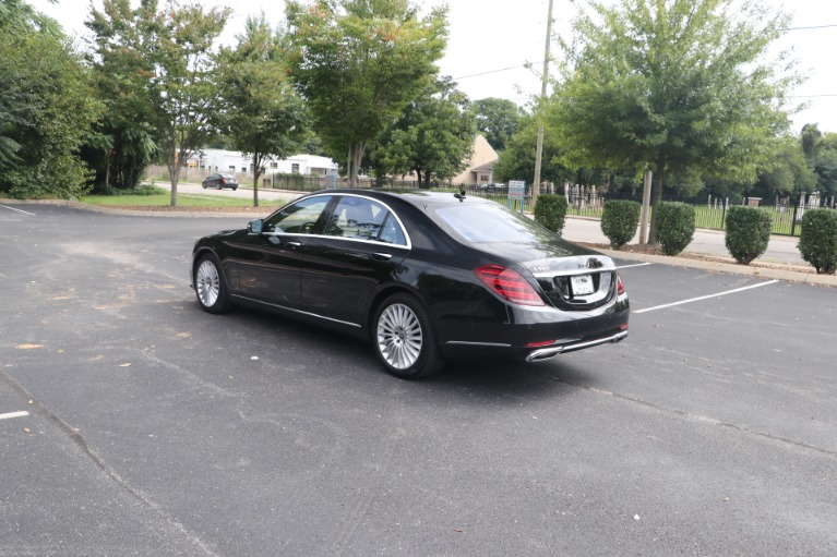 Used 2018 Mercedes-Benz S560 4MATIC W/PREMIUM PACKAGE for sale $69,950 at Auto Collection in Murfreesboro TN 37130 4